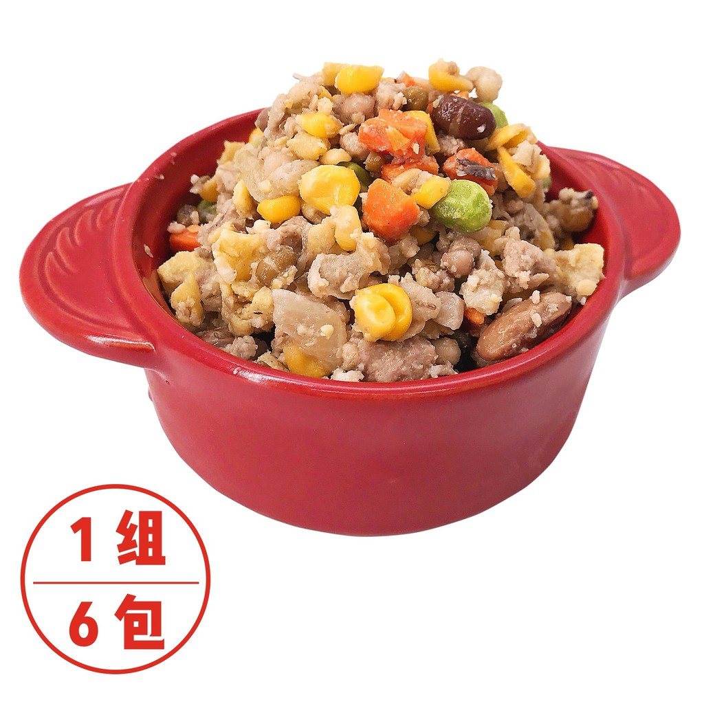黃正宜低卡餐 豆豆炒飯[團購滿一千二可用85折扣券]