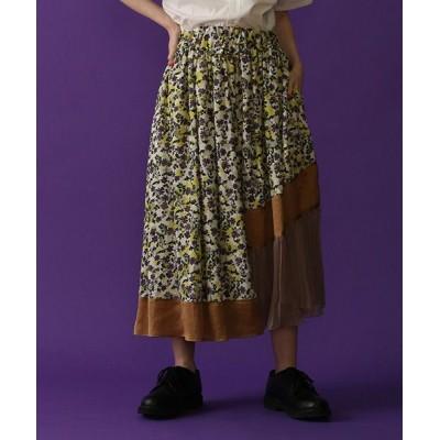 FRAPBOIS/フラボア クリサント スカート ベージュ 0