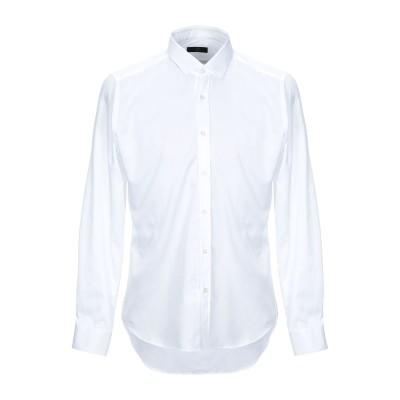 GMF 965 シャツ ホワイト 43 コットン 100% シャツ