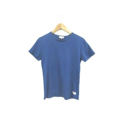 キツネティー Kitsune' Tee カットソー 半袖 XS 青 ブルー /N3N24 レディース【中古】【ベクトル 古着】