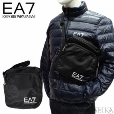 エンポリオ アルマーニ EA7 ショルダーバッグ EMPORIO ARMANI (1)275669 CC731 00020 BLACK メンズ 男性 かばん カバン 鞄 斜めがけ 斜め