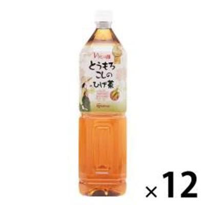 〔送料無料/北海道・沖縄県を除く〕 アイリスオーヤマ とうもろこしのひげ茶 1.5L ペットボトル 12本入