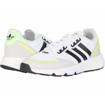 adidas Originals アディダス メンズ 男性用 シューズ 靴 スニーカー 運動靴 ZX 1K Boost Footwear White/Core Black/Solar【送料無料】