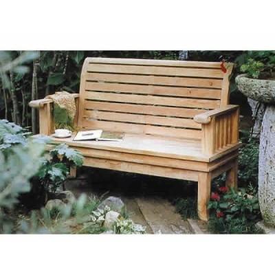 ガーデンファニチャー スネイルベンチ