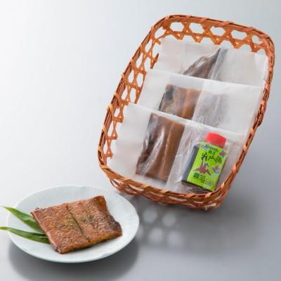 【B-745】近江高島鮎池元 吉本 鰻蒲焼個食3枚セット [高島屋選定品]