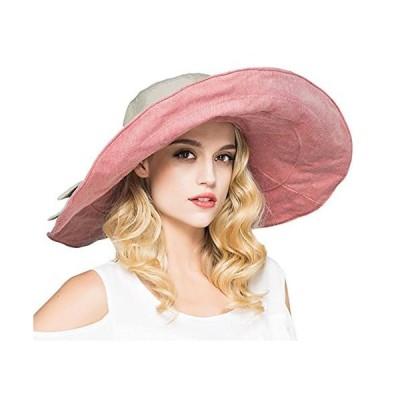 WSLCN HAT レディース US サイズ: One Size カラー: ピンク