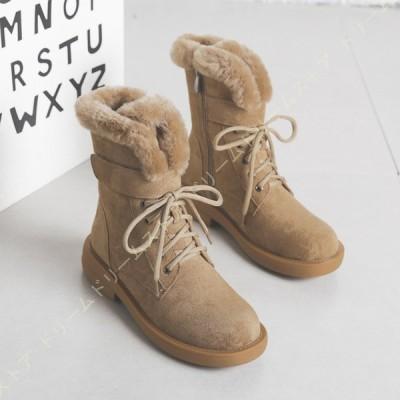 スノーブーツ レディース 防水 撥水 防滑 おしゃれ 滑らない ウインターブーツ 長靴 雪靴 防寒ブーツ 裏起毛 中綿 コットンブーツ 超軽量 ダウンブーツ