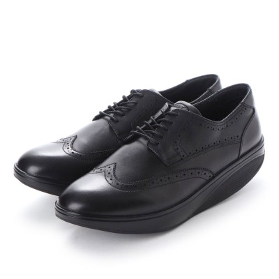 エムビーティー MBT OXFORD WING TIP M (BLACK CALF)