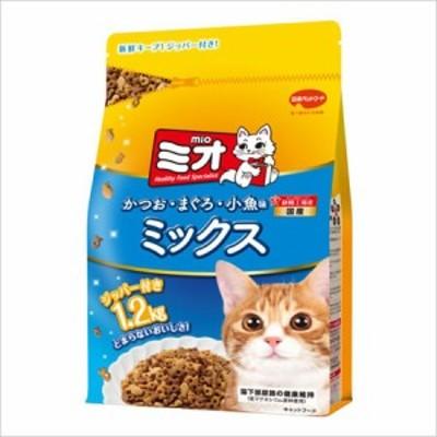 NPF ミオドライミックス かつお・まぐろ・小魚味 1.2kg