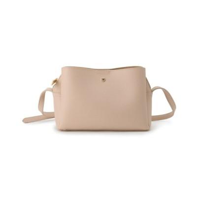 index / エコバック付きシンプルミニショルダー WOMEN バッグ > ショルダーバッグ