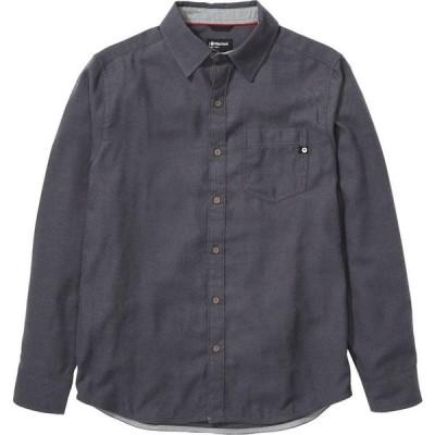 マーモット Marmot メンズ シャツ フランネルシャツ トップス Hobson Midweight Flannel Long - Sleeve Shirt Dark Steel Heather