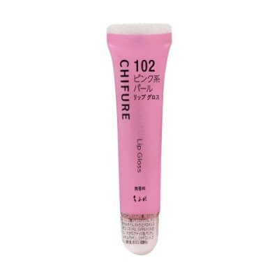 ちふれ化粧品 ちふれ リップグロスS 102 ピンク系パール