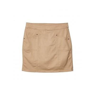 Jag Jeans ジャグジーンズ レディース 女性用 ファッション スカート Hillary Pull-On Twill Skort - British Khaki