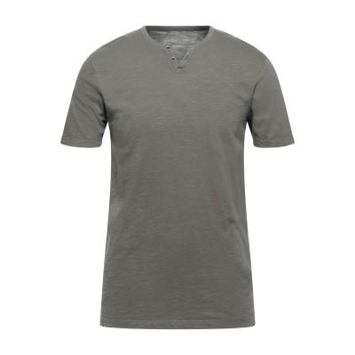 JACK & JONES T シャツ ミリタリーグリーン S コットン 100% T シャツ