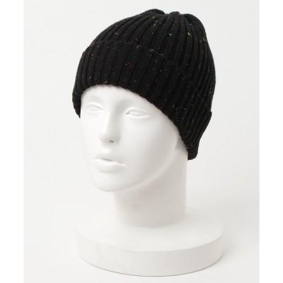 帽子 キャップ 【ReproFarm】COTTON NEP RIB KNIT CAP
