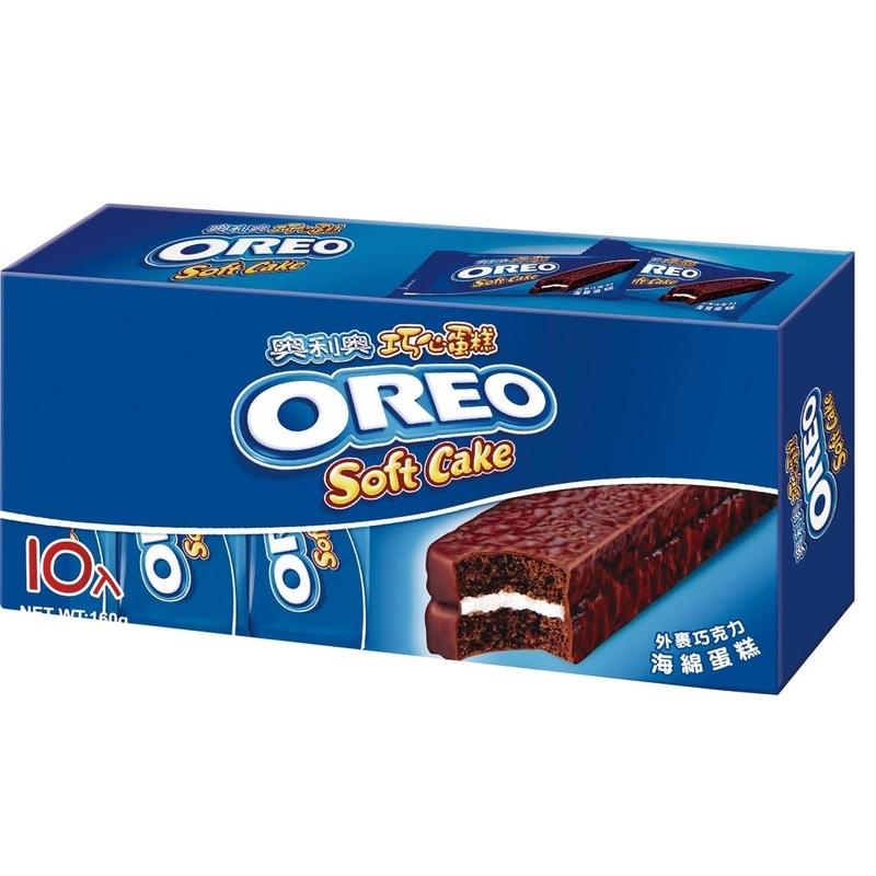 奧利奧 巧心蛋糕量販包