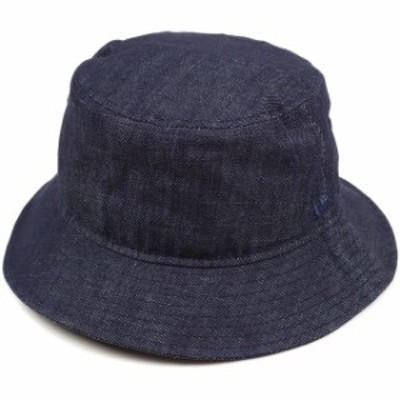 ニューエラ NEWERA ハット バケット01 BUCKET01 コットン [12018927 ] メンズ・レディース 定番 帽子 インディゴデニム ネイビー系