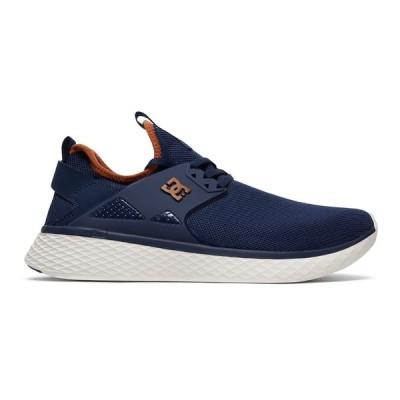 カジュアルシューズ ディーシーシューズ DC Shoes Men's Meridian Shoes ADYS700125 NAVY/CAMEL