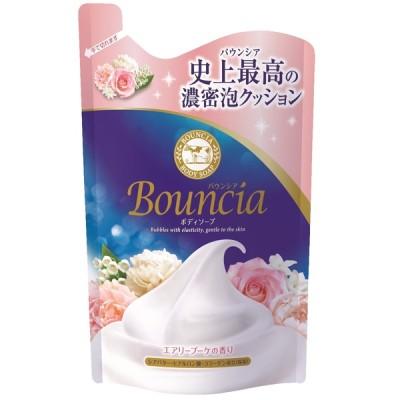 牛乳石鹸共進社 バウンシアボディソープ エアリーブーケ 詰替用 400ml