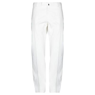インコテックス INCOTEX パンツ ホワイト 60 コットン 98% / ポリウレタン 2% パンツ