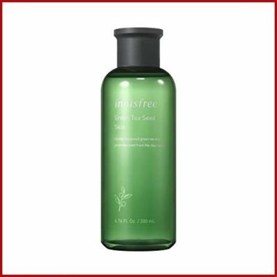 イニスフリー日本公式(innisfree)グリーンティーシード スキン[化粧水]200mL