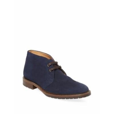 マッカレン&サンズ メンズ シューズ ブーツ Leather Chukka Boot