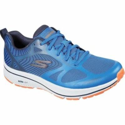 スケッチャーズ Skechers メンズ ランニング・ウォーキング スニーカー シューズ・靴 GOrun Consistent Fleet Rush Running Sneaker Blue
