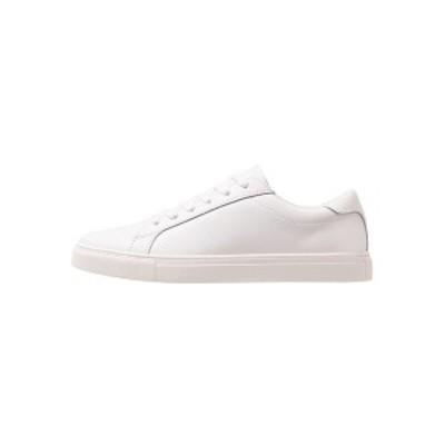 ブレンド メンズ スニーカー シューズ Trainers - white white