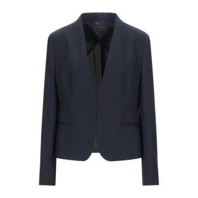 トネッロ TONELLO テーラードジャケット ダークブルー 44 バージンウール 97% / ポリウレタン 3% テーラードジャケット