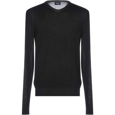 アルマーニ ジーンズ ARMANI JEANS メンズ ニット・セーター トップス Sweater Black