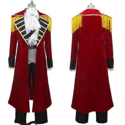 Axis Powers ヘタリア(APH)■イギリス アーサー・カークランド  海賊 風 コスプレ衣装