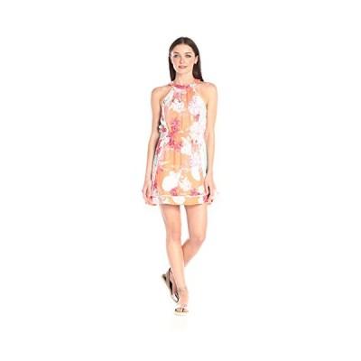 MINKPINK レディース バック Yard ブリス Bliss Spliced プリント ドレス, マルチ, スモール(海外取寄せ品)