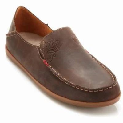 オルカイ その他シューズ Nohea Nubuck Shoes DARK JAVA/TAN