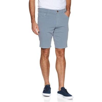 クイックシルバー Quiksilver メンズ ショートパンツ ボトムス・パンツ krandy 5 pocket shorts Stone Wash