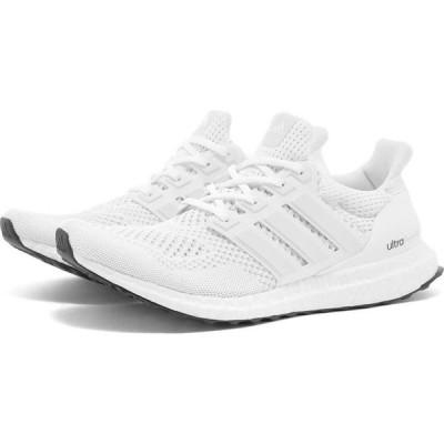 アディダス Adidas メンズ スニーカー シューズ・靴 ultra boost og White/Silver Metallic