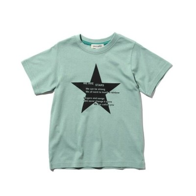 SHOO・LA・RUE/シューラルー 【90-150cm/接触冷感】8柄アソートTシャツ ライトグリーン(021) 11(110cm)