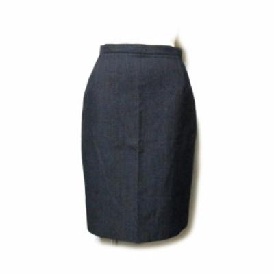 美品 Jean Paul GAULTIER ジャンポールゴルチエ「40」イタリア製 ドレープスカート (ゴルチェ グレー ) 126306 【中古】