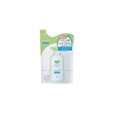 【2個セット】《牛乳石鹸》 カウブランド 無添加シャンプー さらさら 詰め替え用 380mL