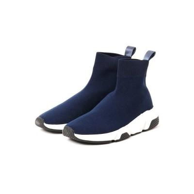 ブーツ NILA&NILA / PRO 1802WS / 厚底ストレッチニットスニーカーブーツ