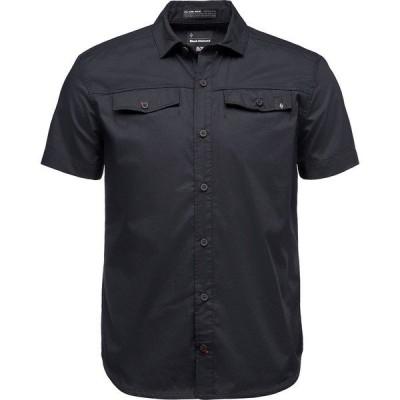 ブラックダイヤモンド シャツ メンズ トップス Benchmark Short-Sleeve Shirt - Men's Black