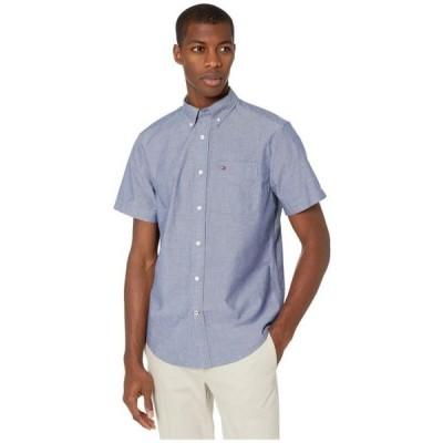 メンズ シャツ トップス Wainwright Short Sleeve Shirt Custom Fit