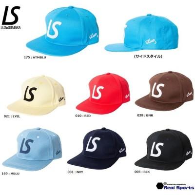 《特価》LUZeSOMBR(ルースイソンブラ)LSフラットキャップ F1814815 帽子 キャップ レアルスポーツ
