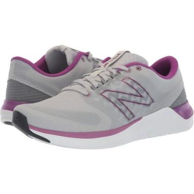 ニューバランス New Balance レディース スニーカー シューズ・靴 715v4 Artic Fox/Light Aluminum