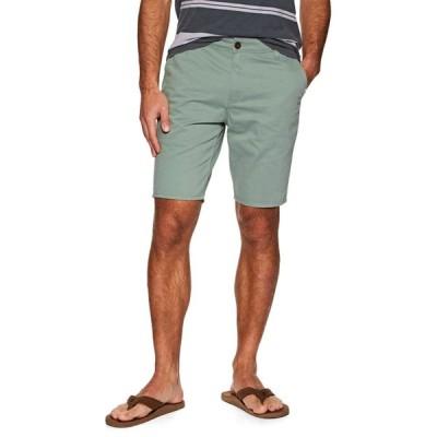 クイックシルバー Quiksilver メンズ ショートパンツ ボトムス・パンツ new everyday 20 shorts Chinois Green