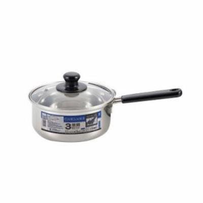 クック・ルックII 片手鍋 18cm SJ2182 鍋 片手鍋