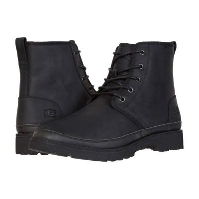 アグ UGG メンズ ブーツ シューズ・靴 Harkland Weather Black TNL