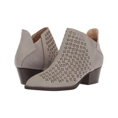 CL By Laundry シーエル レディース 女性用 シューズ 靴 ブーツ アンクル ショートブーツ Cambria - Grey Nubuck