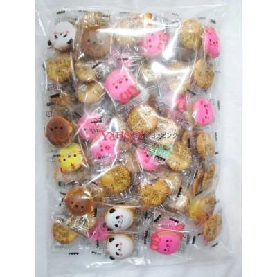 業務用菓子問屋GGリアライズプラニング 100個アニマルヨーチクラッカー×1袋