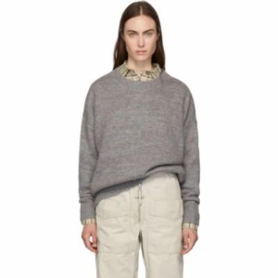 イザベル マラン Isabel Marant Etoile レディース ニット・セーター トップス grey mander sweater