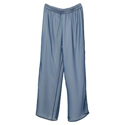 FRACOMINA パンツ ブルー S ポリエステル 100% パンツ